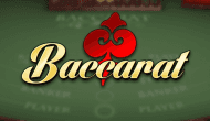 Баккара Baccarat by BGaming